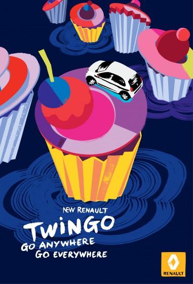 Pub 2014 Twingo
