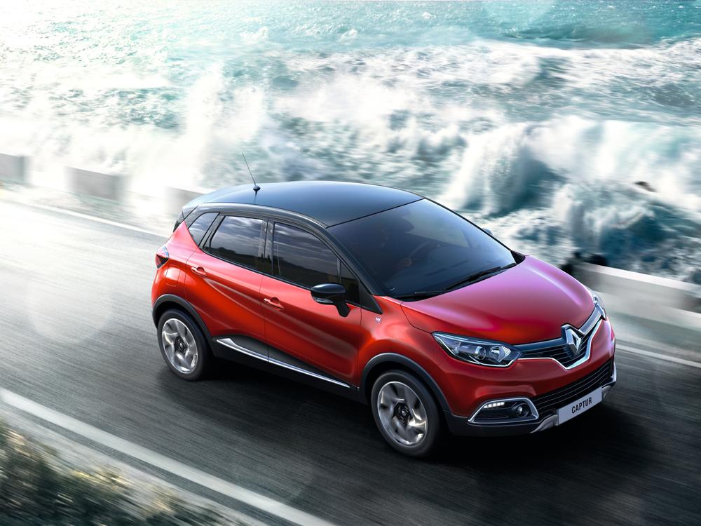 Les commandes sont ouvertes pour le Renault Captur série limitée Helly Hansen