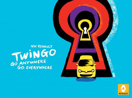nouvelle Renault Twingo