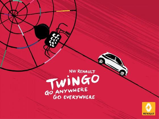 pub Twingo 2014