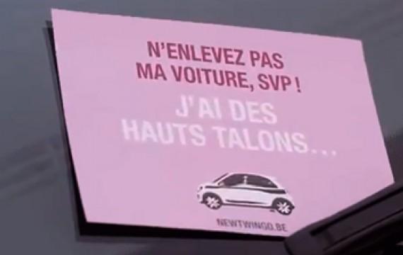 pub renault belgique