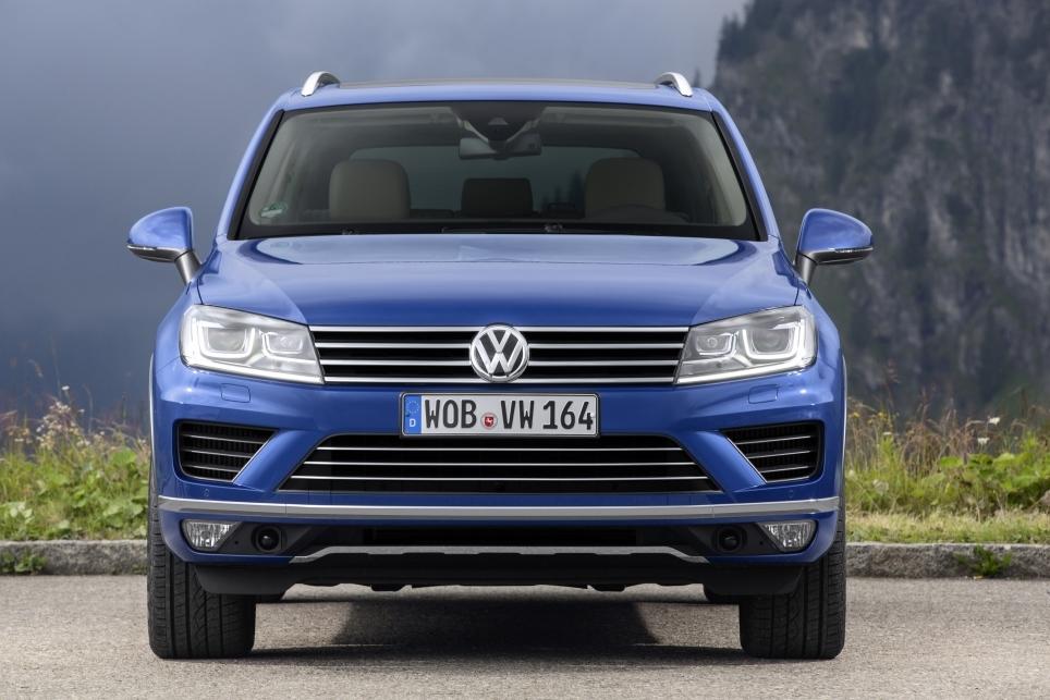 Le nouveau Touareg de Volkswagen est disponible à la commande