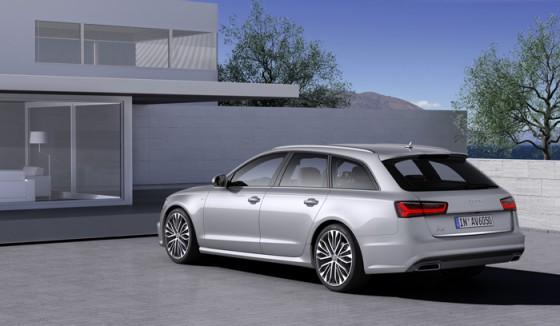 Nouvelle Audi A6 avant