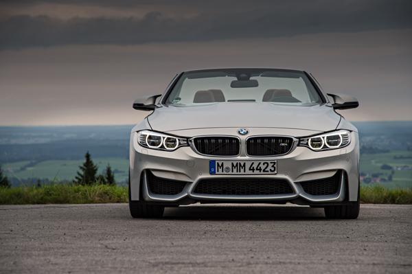 BMW M4 Cabriolet : ou comment perdre ses cheveux en roulant