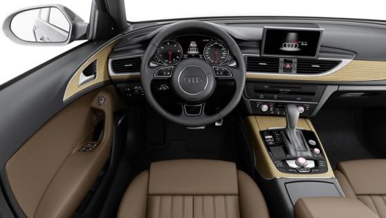 intérieur Audi A6 2014