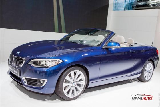BMW Série 2 Cabriolet
