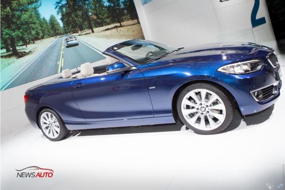 BMW Série 2 Cabriolet mondial auto