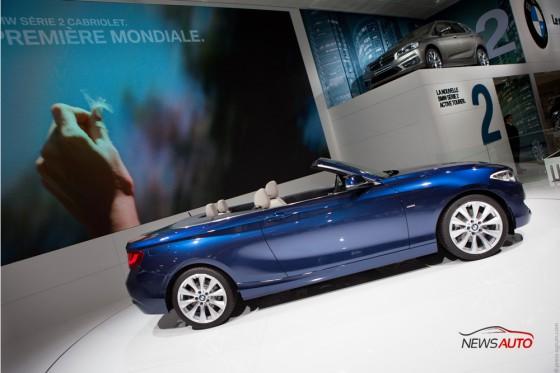 Série 2 Cabriolet mondial auto