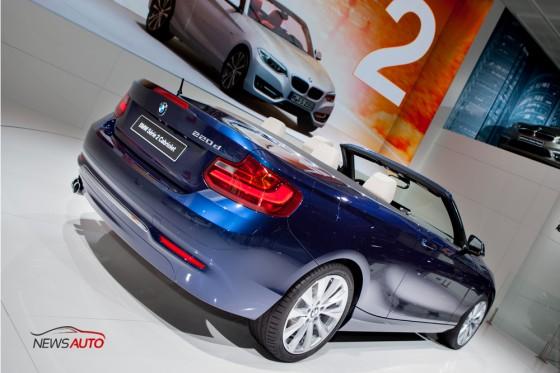 BMW Série 2 Cabriolet mondial 2014