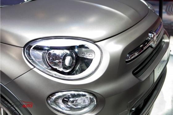 Feux Fiat 500X