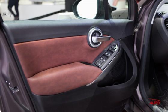 Porte Fiat 500X