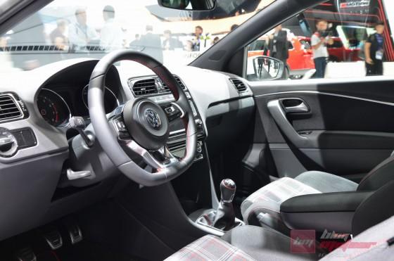 Intérieur Polo GTI