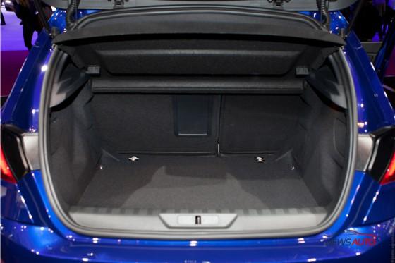 Coffre Peugeot 308 GT