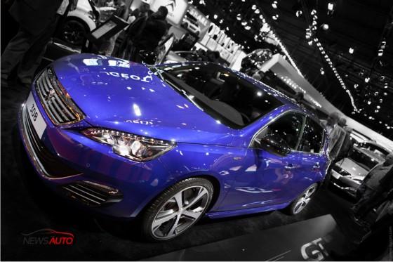 nouvelle Peugeot 308 GT