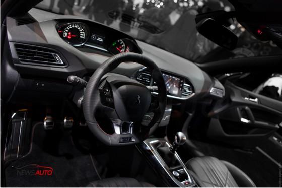 Interieur Peugeot 308 GT