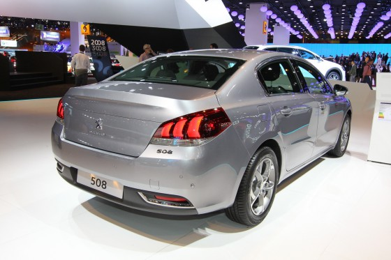 Peugeot 508 mondial auto