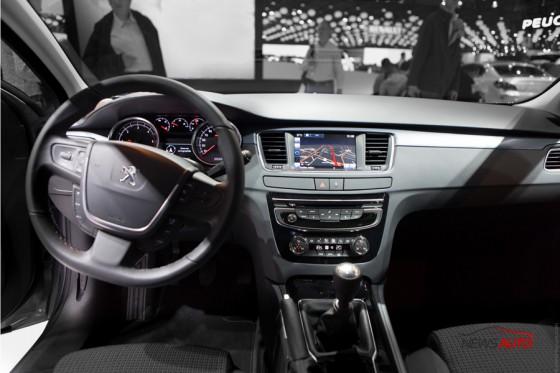 Intérieur Peugeot 508 SW