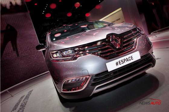 Nouveau Renault Espace 5