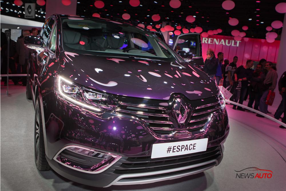 Prix et tarif du nouveau Renault Espace