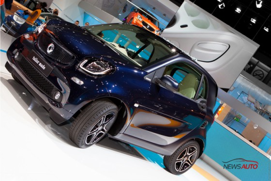 nouvelle Fortwo