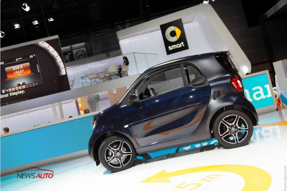 Fortwo mondial 2014