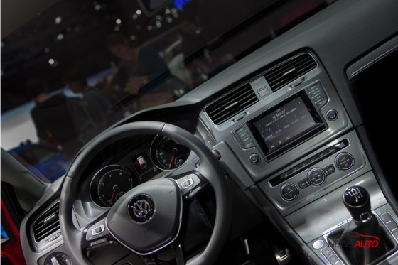 interieur Golf Alltrack
