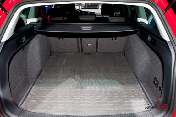 Coffre Volkswagen Golf Alltrack