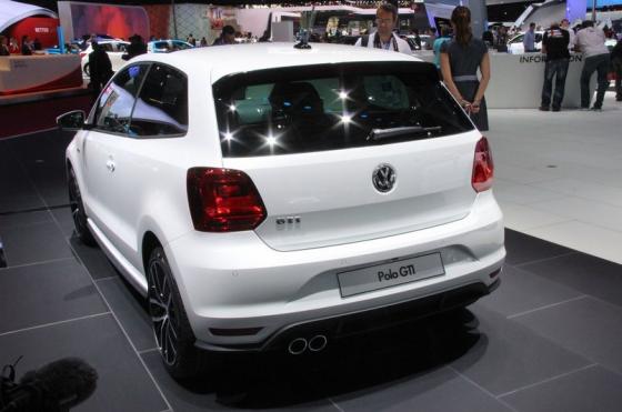 Volkswagen Polo GTi mondial auto