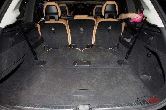 Coffre Volvo XC90