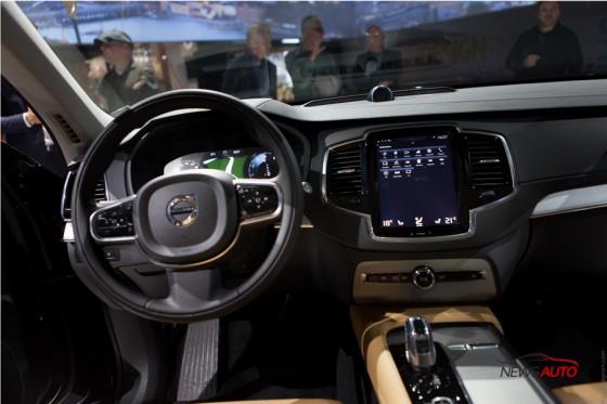 Interieur Volvo XC90