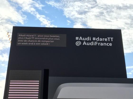jeu Audi DareTT