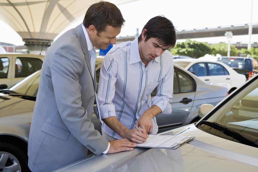 Les démarches administratives pour l'achat d'une voiture occasion