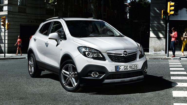L'Opel Mokka : le véhicule spacieux au look sympa