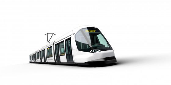 Tram Peugeot