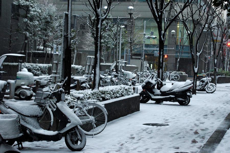 Scooter et motos : Quelques conseils utiles pour rouler l'hiver