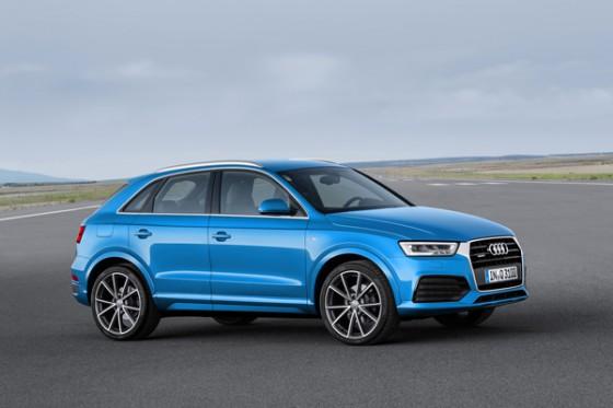 nouveau Audi Q3