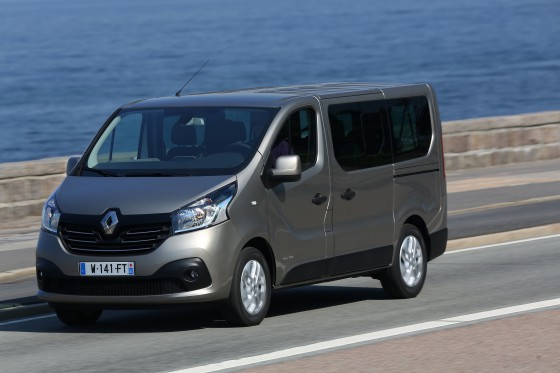 nouveau Renault Trafic Combi