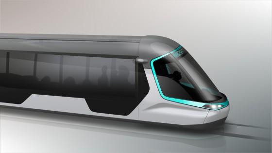 nouveau tram Strasbourg