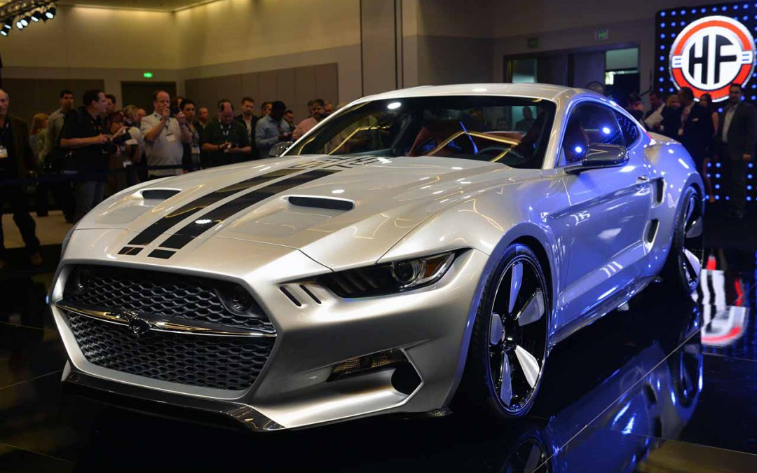 Une Mustang de 725 chevaux : non, vous ne rêvez pas !