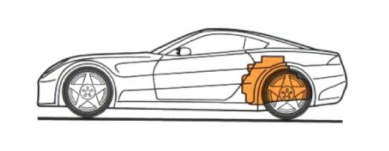 véhicule propulsion
