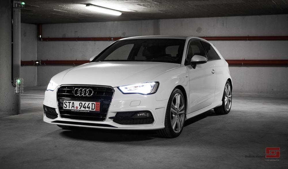 Audi A3 Stallion-Motors