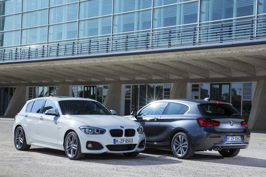 BMW Série 1 : Restylée elle arrive au printemps