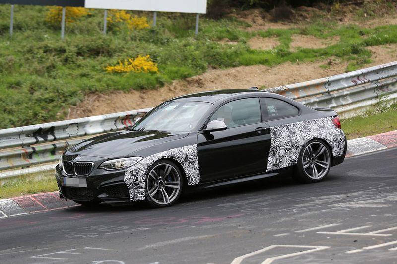 La BMW M2 : Sortie imminente !