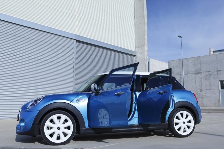 Mini Cooper S 5 portes