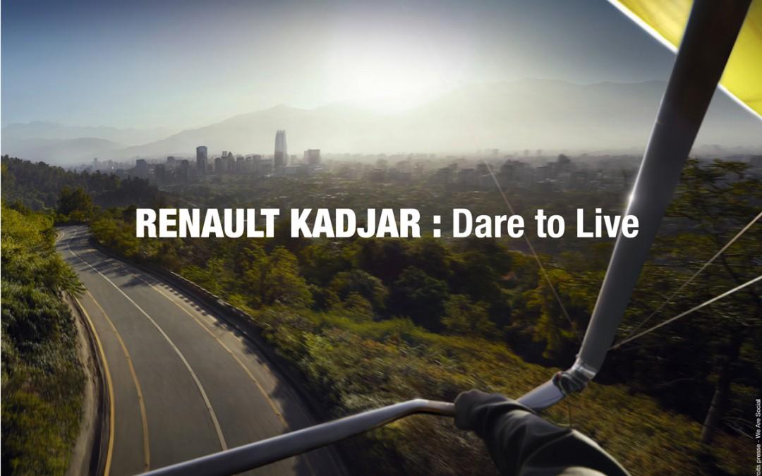 Kadjar : nouveau crossover chez Renault !