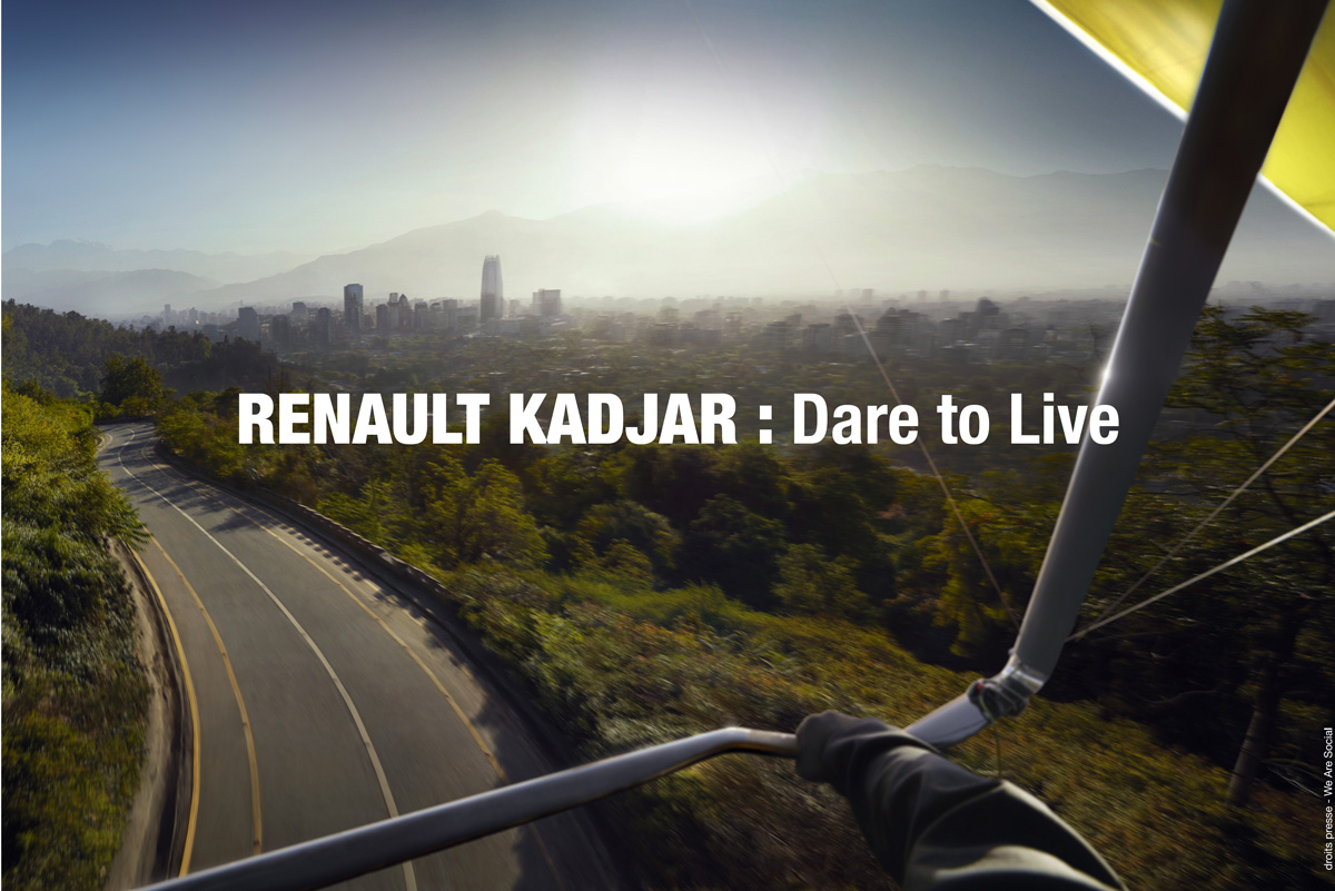 Le Kadjar est le nouveau crossover de Renault