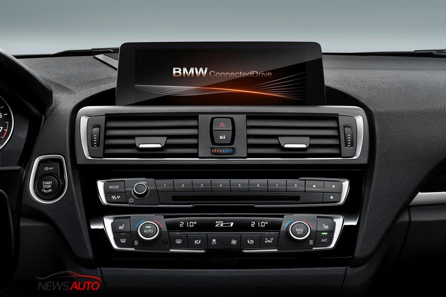 console centrale BMW Série 1