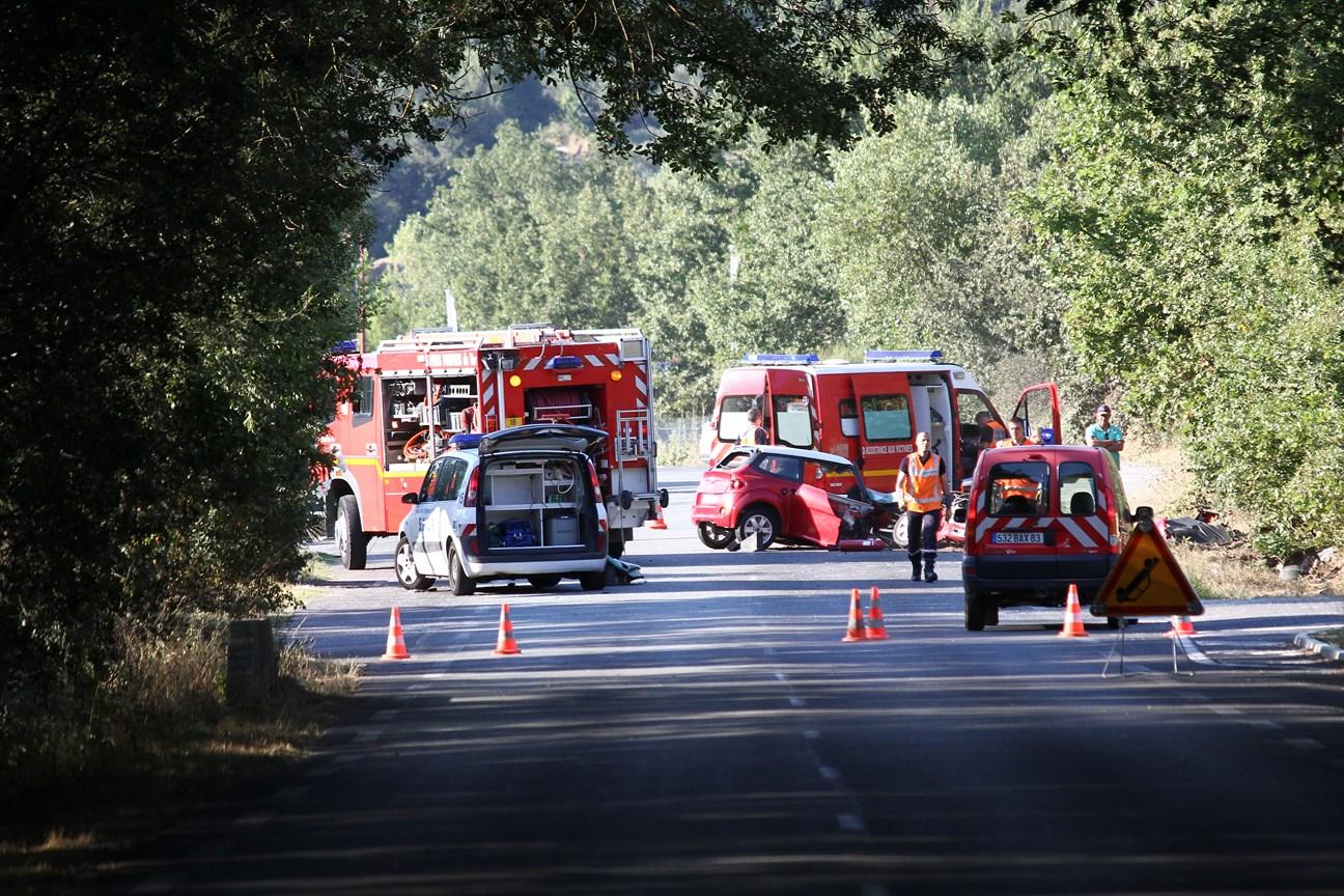 Le nombre de morts sur les routes françaises a augmenté de 3,7% en 2014