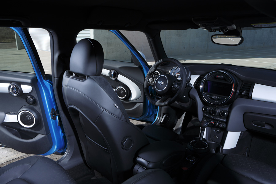 interieur Cooper S 5 portes