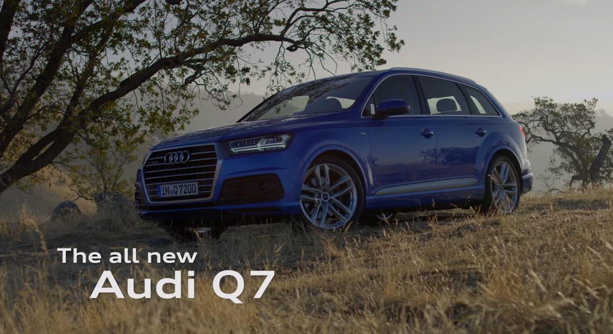 nouveau Audi Q7